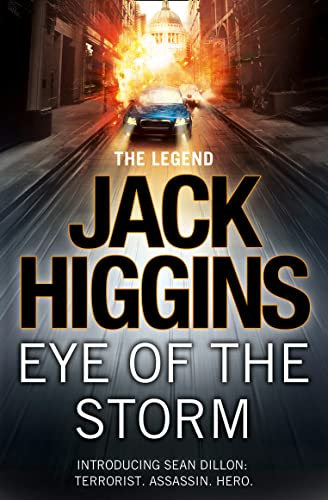9780007456024: Eye of the Storm (Sean Dillon Series)