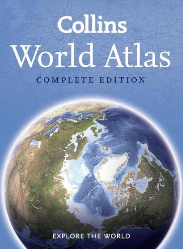 Collins World Atlas: Complete Edition: Collins Maps