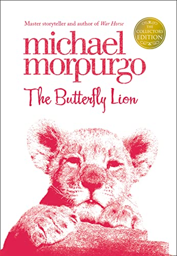 9780007456208: Butterfly Lion (Collectors Edition)