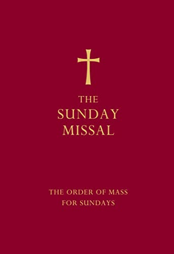 9780007456284: The Sunday Missal: The New Translation of the Order of Mass for Sundays