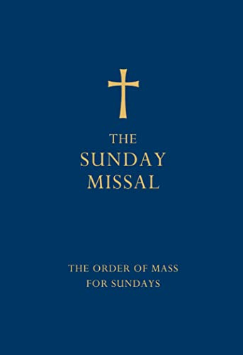9780007456291: The Sunday Missal (Blue edition)