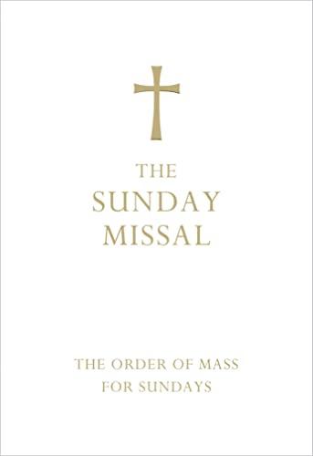 9780007456307: Sunday Missal: The Order of Mass for Sundays.