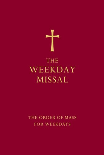 9780007456314: The Weekday Missal: The New Approved Order of Mass for Weekdays