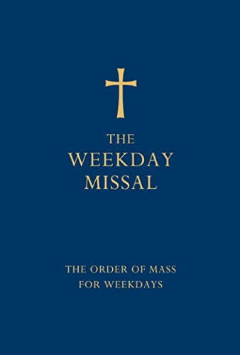 9780007456321: The Weekday Missal (Blue edition)