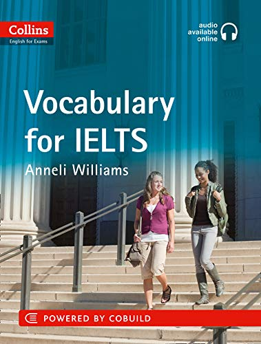 9780007456826: Vocabulary: IELTS 5-6+ (B1+) (Collins English for IELTS)
