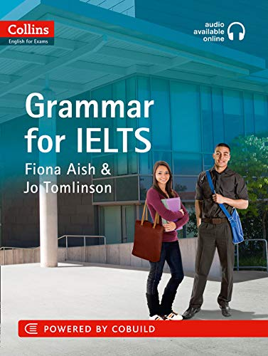 9780007456833: Grammar: IELTS 5-6+ (B1+) (Collins English for IELTS)