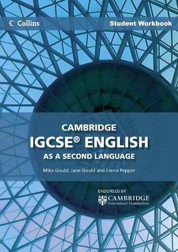 9780007456895: Cambridge IGCSE English as a Second Language Student Workbook (Collins Cambridge IGCSE)
