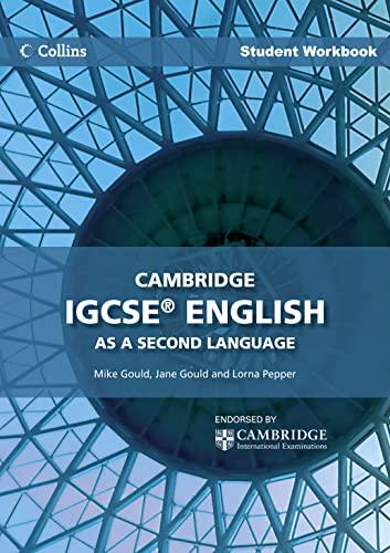 9780007456895: Cambridge IGCSE English as a Second Language Student Workbook (Collins IGCSE English as a Second Langua)