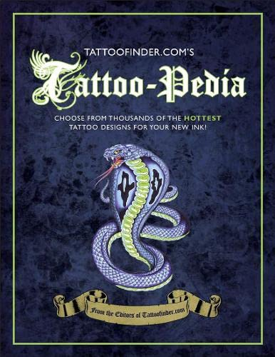 9780007457038: Tattoo-pedia: Choose from Over 1,000 of the Hottest Tattoo Designs for Your New Ink!