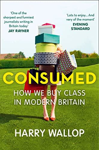 9780007457106: Consumed: How We Buy Class in Modern Britain