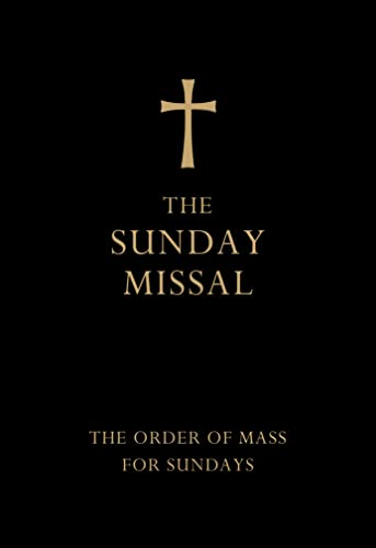9780007457120: Sunday Missal: The Order of Mass for Sundays.