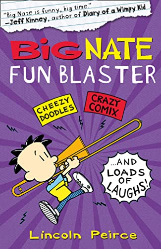 9780007457137: Big Nate Fun Blaster (Big Nate Activity Book 2)