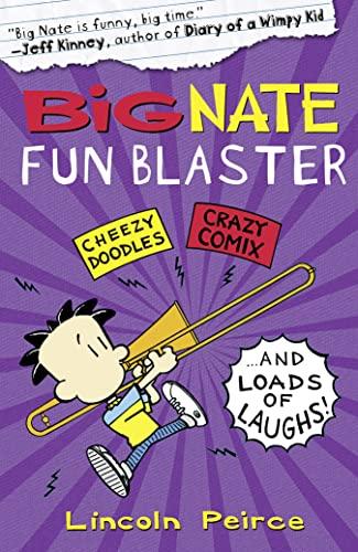 9780007457137: Big Nate Fun Blaster