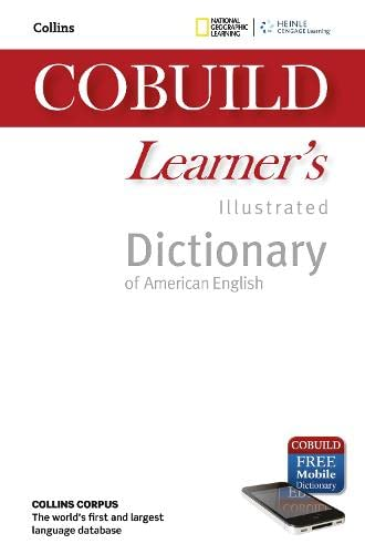 9780007457571: Collins CoBuild Learner's Illustrated Dictionary of American English