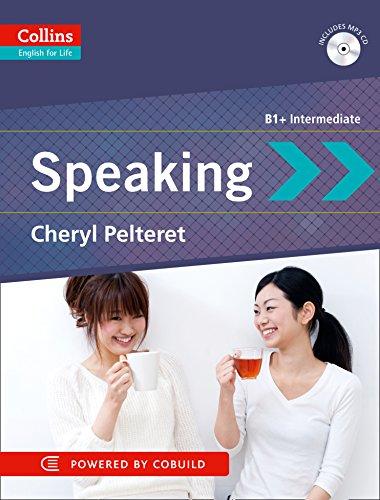 9780007457830: Speaking: B1+ Intermediate (English for Life)