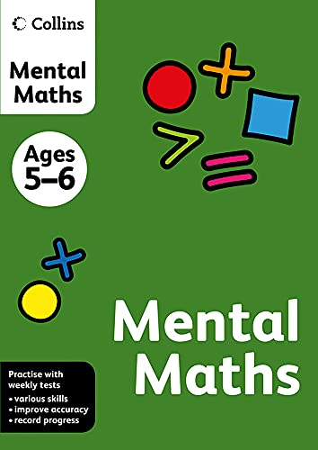 9780007457892: Collins Mental Maths: Ages 5-6 (Collins Practice)