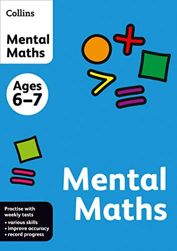9780007457908: Collins Mental Maths: Ages 6-7 (Collins Practice)