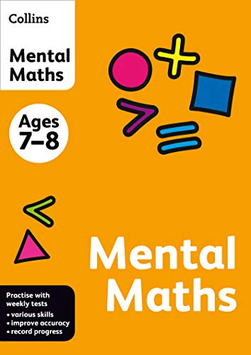 9780007457915: Collins Mental Maths: Ages 7-8 (Collins Practice)