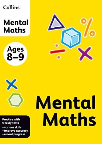 Collins Mental Maths: Ages 8-9 (Collins Practice)