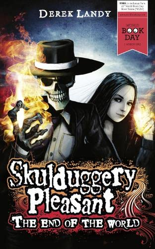 9780007458202: The End of the World (Skulduggery Pleasant)