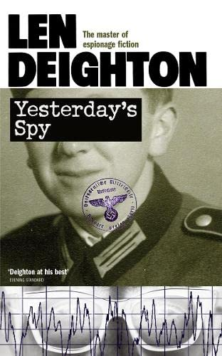9780007458370: Yesterday's Spy