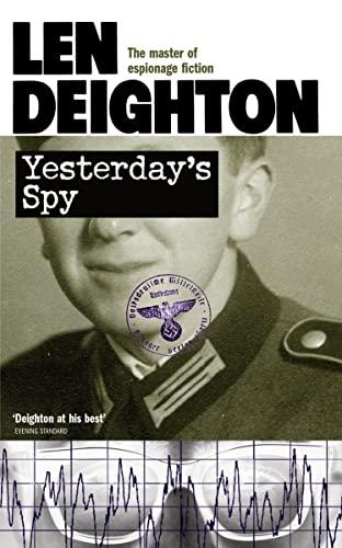 9780007458370: Yesterday?s Spy