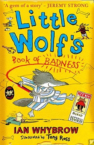 9780007458547: Little Wolf?s Book of Badness