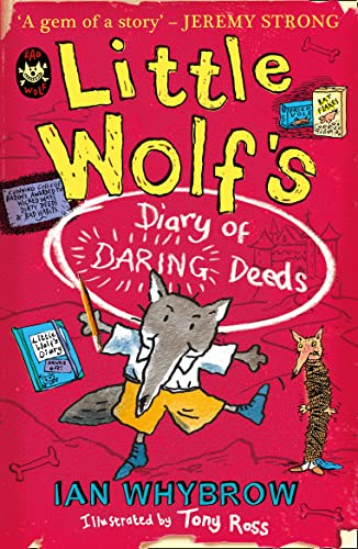 9780007458561: Little Wolf's Diary of Daring Deeds