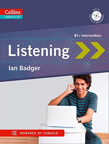 9780007458721: Listening: B1+ (Collins English for Life: Skills)