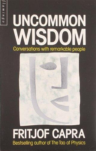 9780007458790: Uncommon Wisdom