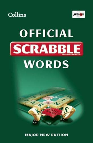 9780007459117: Collins Official Scrabble Words