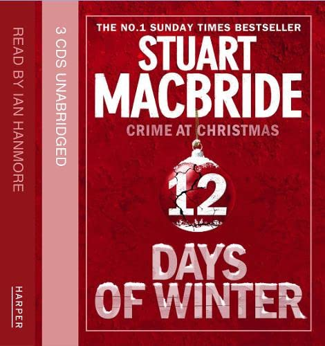 9780007459407: Twelve Days of Winter: Crime at Christmas