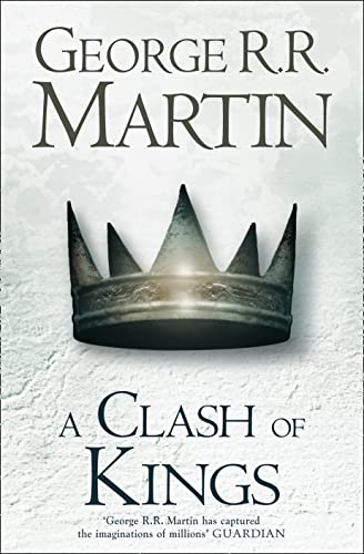 9780007459452: A Clash of Kings (Hardback reissue) (A Song of Ice and Fire, Book 2)