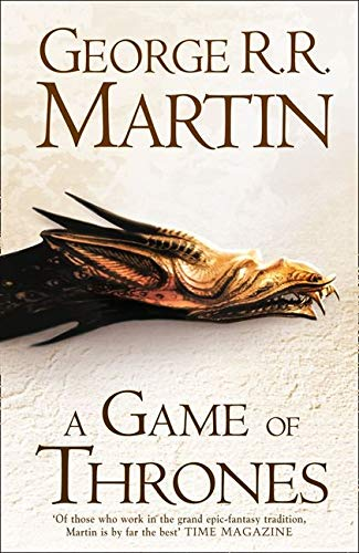 9780007459483: A Game of Thrones (Hardback reissue): Book 1 (A Song of Ice and Fire)