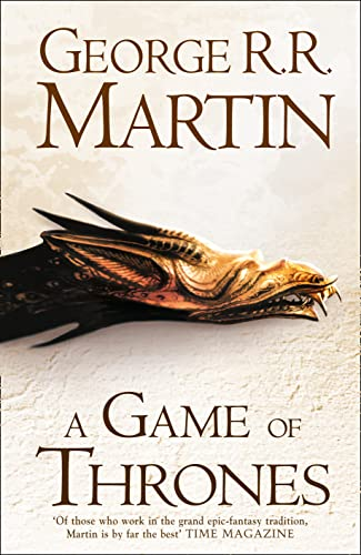 9780007459483: A Game of Thrones (A Song of Ice and Fire)