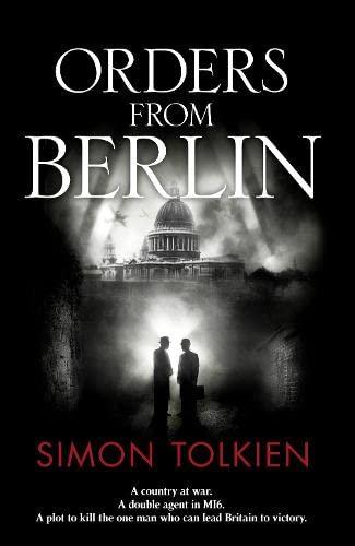 9780007459698: Orders from Berlin