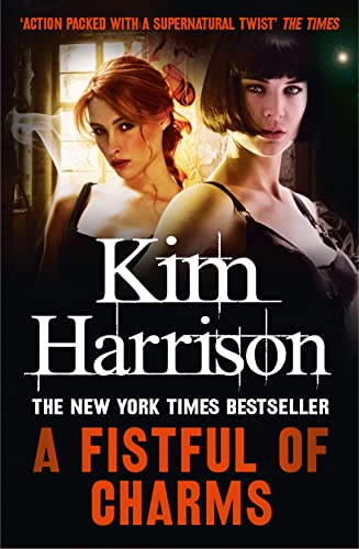 A Fistful of Charms: Harrison, Kim