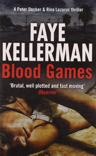 9780007459964: Blood Games (Peter Decker and Rina Lazarus Crime Thrillers)