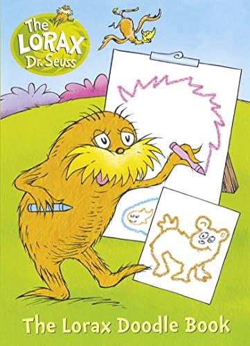 The Lorax: Colour and Create (Dr Seuss): Seuss, Dr.