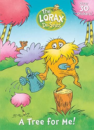 9780007460397: The Lorax Sticker Activity Book (Dr Seuss)