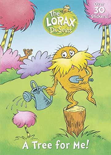 The Lorax Sticker Activity Book (Dr Seuss): Seuss, Dr.