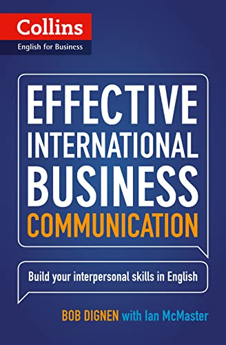 9780007460564: Effective International Business Communication: B2-C1 (Collins Business Skills and Communication)