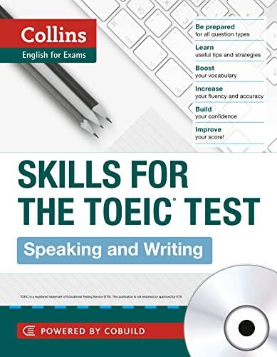 9780007460588: TOEIC Speaking and Writing Skills
