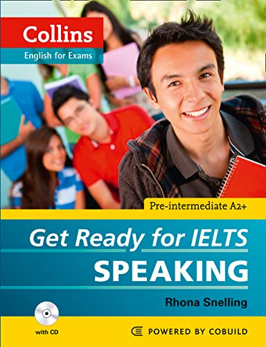 9780007460632: Collins Get Ready for IELTS Speaking (Paperback and CD) (Collins English for IELTS)