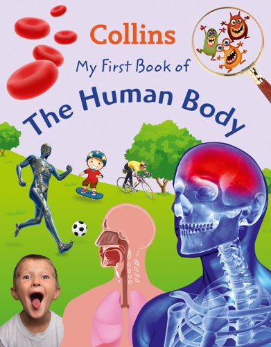 9780007460793: Collins My First Book of Human Body
