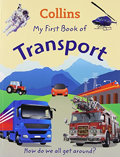 9780007460816: My First Book of Transport