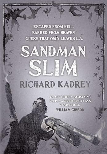 9780007460977: Sandman Slim. Richard Kadrey