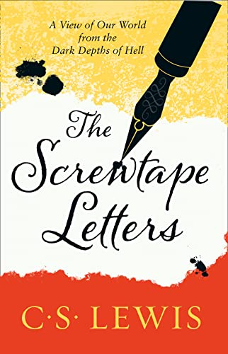 9780007461240: Screwtape Letters: Letters from a Senior to a Junior Devil (C. Lewis Signature Classic)