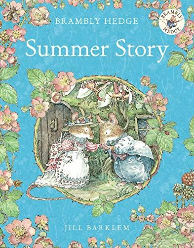 9780007461530: Summer Story (Brambly Hedge)