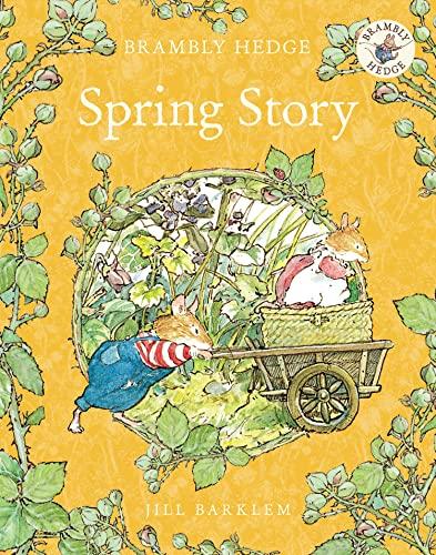 9780007461547: Spring Story (Brambly Hedge)
